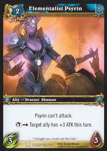 Elementalist Psyrin TCG Card.jpg