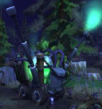 Image of Forsaken Plague Wagon