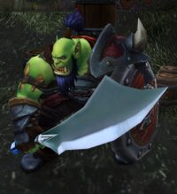 Image of Horde Combatant