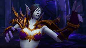 Void elf - Wowpedia - Your wiki guide to the World of Warcraft