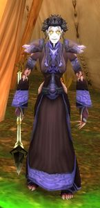 Image of Shadow Priestess Vandis