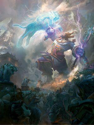 Xuen - Wowpedia - Your wiki guide to the World of Warcraft
