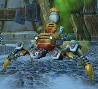 Image of Repaired Mechano-Tank