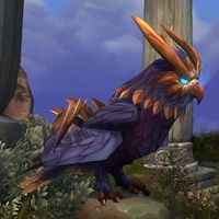 Image of Cursefeather Owl