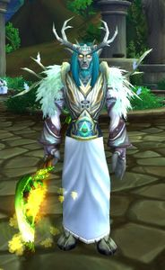 Image of Druid of the Antler
