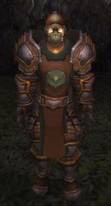 Image of Sergeant Gray