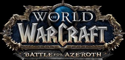 World of Warcraft: Battle for Azeroth logo