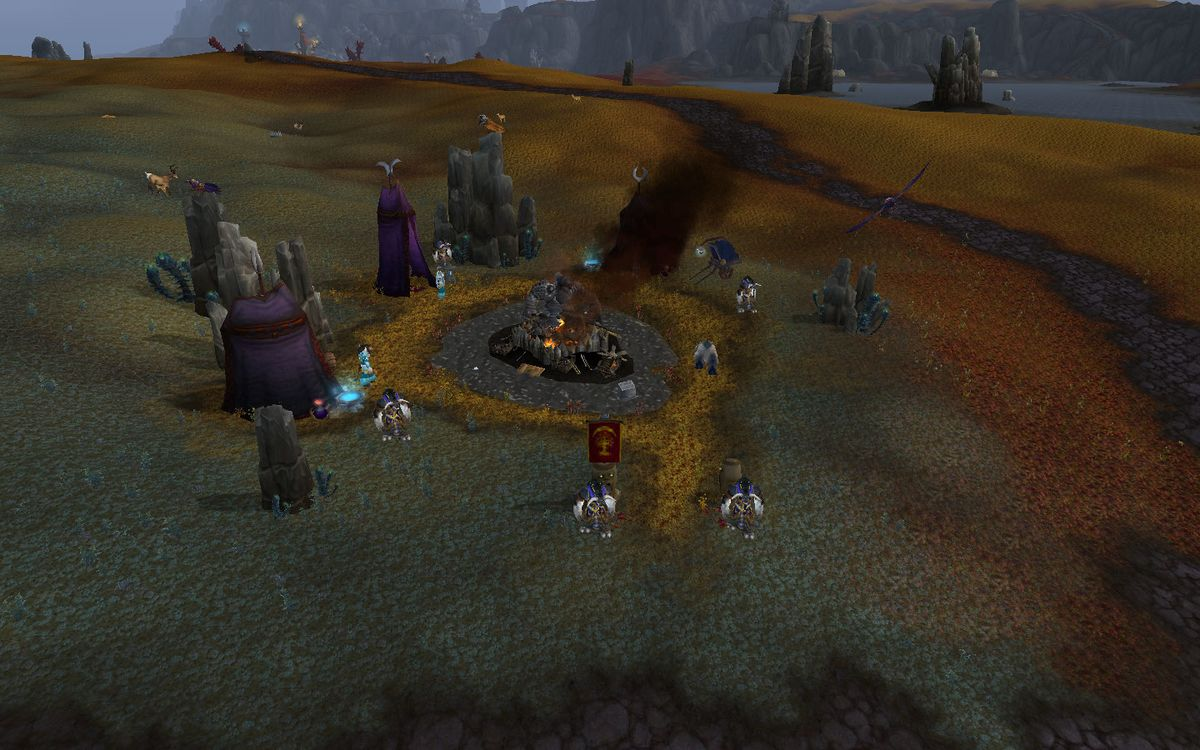 D E H T A  Encampment - Wowpedia - Your wiki guide to the
