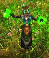 Image of Witch Doctor Qu'in