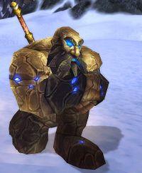 Image of Fallen Earthen Defender