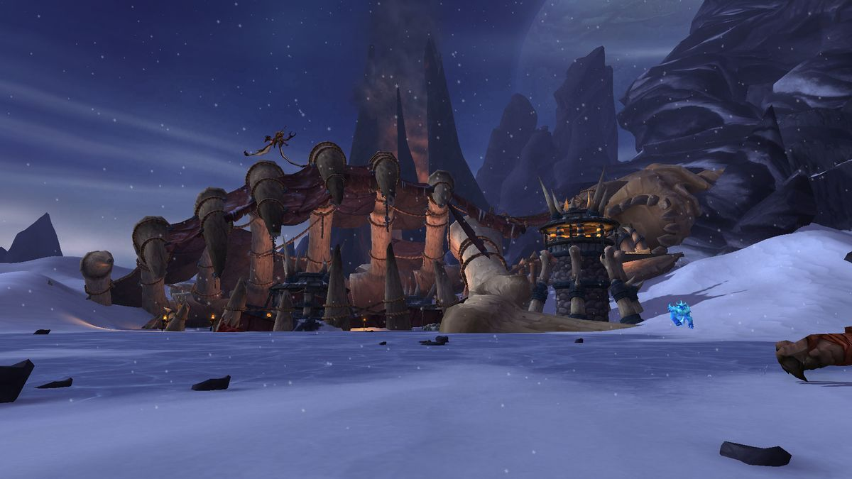 Colossals Fall Wowpedia Your Wiki Guide To The World Of Warcraft