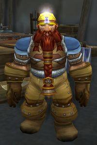 Image of Fendrig Redbeard