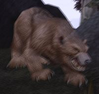 Image of Great Thistle Bear Spirit