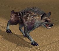 Image of Mangy Hyena