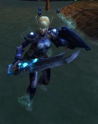 Image of Silver Covenant Enforcer