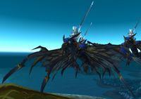 Image of Dragonhawk Rider