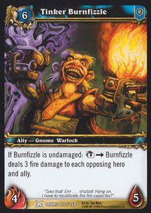 Tinker Burnfizzle TCG Card.jpg