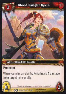 Blood Knight Kyria TCG Card.jpg