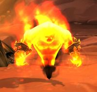 Image of Raging Fire Elemental