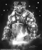 Iron maaan!