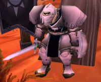 Image of Argent Scout