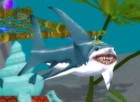 Image of Famished Great Shark