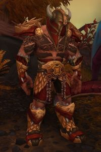 Image of Garhal the Scalekeeper