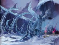 Concept artwork of Northrend