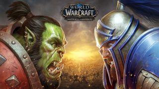 Battle for Azeroth box cover