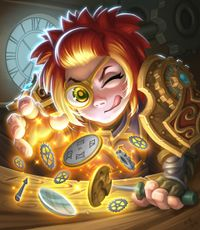 Image of Toki, Time-Tinker