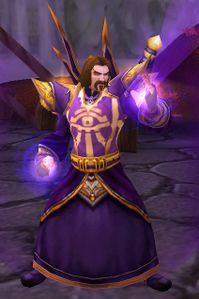 Image of Warmage Halister