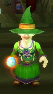 Image of Darkmoon Fortune Teller
