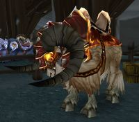Image of Stabled Ironforge Ram