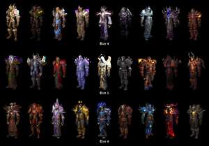 Armor set - Wowpedia - Your wiki guide to the World of Warcraft