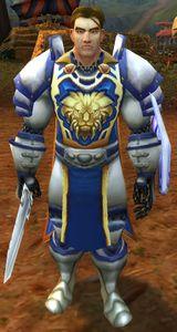 Image of Commander Howser