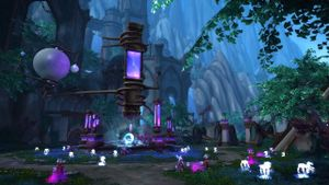Arcane Sanctum Wowpedia Your Wiki Guide To The World Of Warcraft
