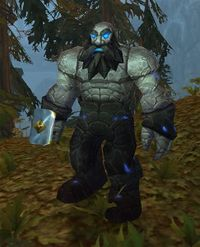 Image of Earthen Warrior