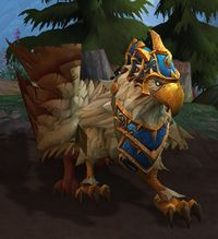 Image of Tamed Gryphon