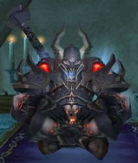 Image of The Black Knight