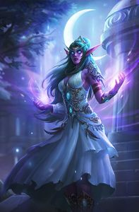 Tyrande Whisperwind - Wowpedia - Your wiki guide to the World of