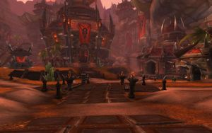 Orgrimmar - Wowpedia - Your wiki guide to the World of Warcraft