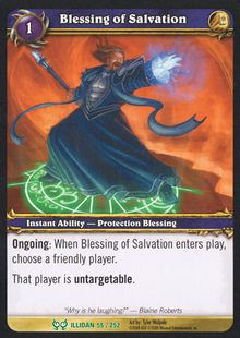 Blessing of Salvation TCG Card.jpg