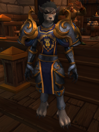 Image of Lieutenant Thorn