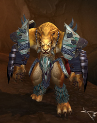Image of Redclaw the Feral