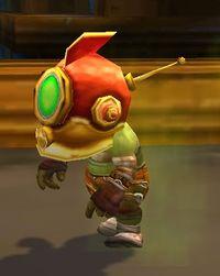 Image of Crazed Leper Gnome
