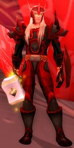 Image of Crimson Hand Blood Knight