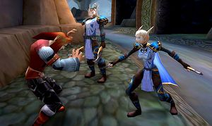 High elf - Wowpedia - Your wiki guide to the World of Warcraft