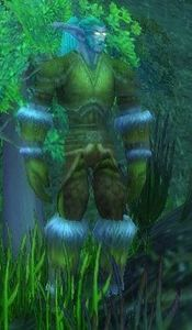 Image of Severed Druid