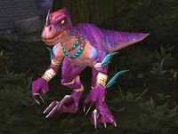 Image of Shaol'mara Raptor