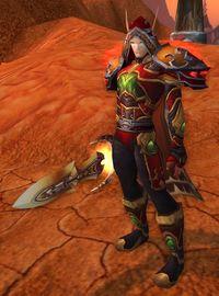 Image of Sunreaver Magus